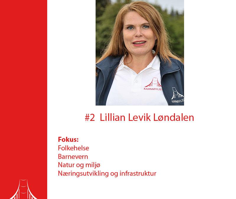 #2 Lillian Levik Løndalen