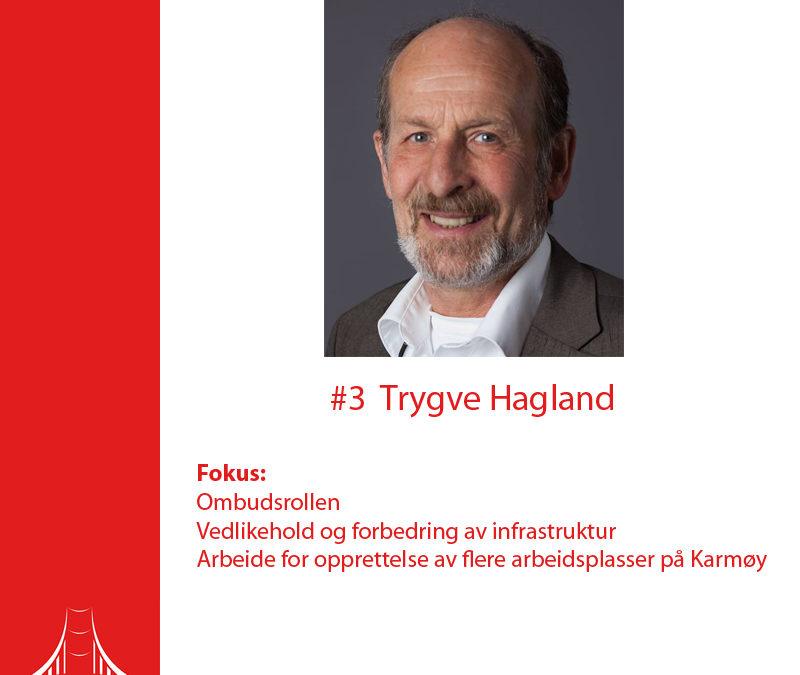 # 3 Trygve Hagland